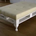 Sofa paleta - kolor biały